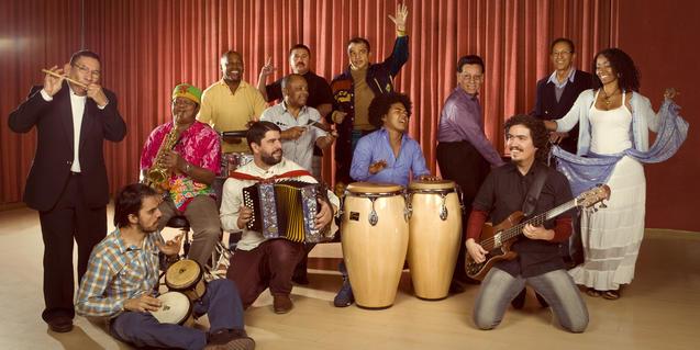 Ondatrópica és un dels grups que podeu escoltar a la llista musical del Grec