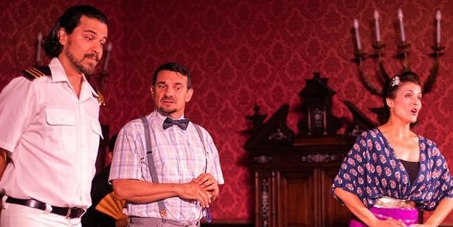 One of the opera performances by La Petita Companyia Lírica