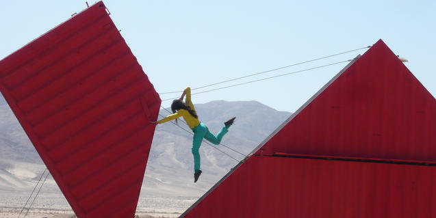 Imagen del espectáculo de Origami