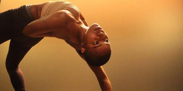 Espectacle de dansa 'Resistência', de la brasilera Aline Corrêa