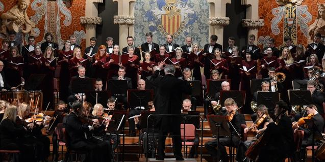 The National Symphony Orchestra of Ukraine will be performing pieces written exclusively by Tchaikovsky