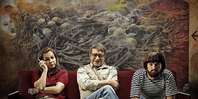 Imagen del cartel del film 'Ostatnia rodzina', que cerrará el ciclo de cine polaco