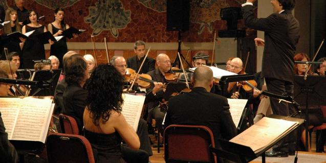 The OSV will perform a repertoire of waltzes and dances at Palau de la Música