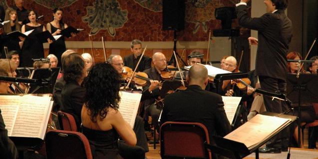 L'OSV oferirà al Palau de la Música un repertori de valsos i danses