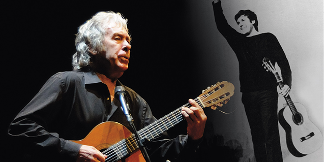 Paco Ibáñez tanca la gira '50 anys de l'Olympia'