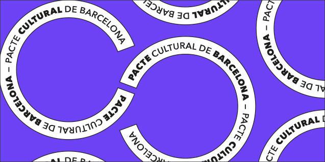Imatge gràfica del Pacte per la Cultura