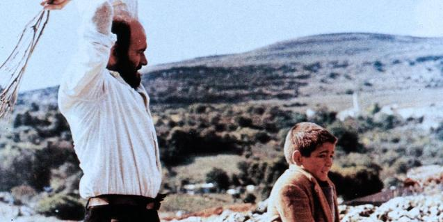 A scene from 'Padre Padrone'
