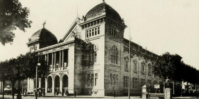 Palau de Belles Arts (Pau Audouard)