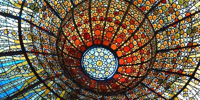 Imatge de la cúpula.