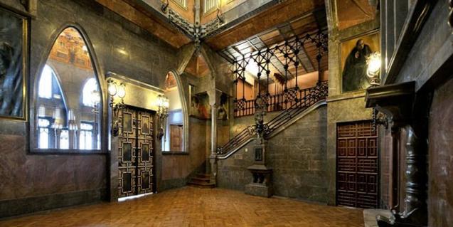 Interior del Palau Güell