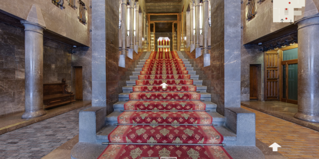 Visiteu el Palau Güell virtualment