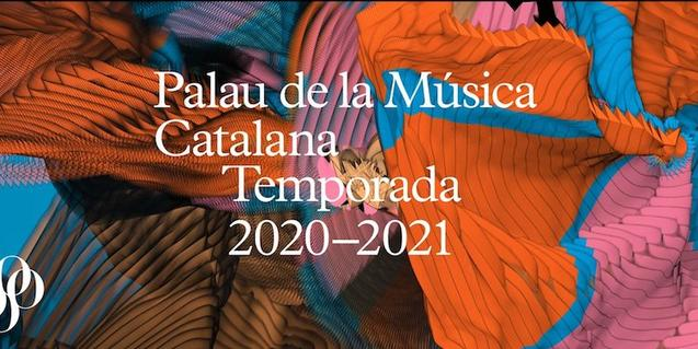 The 2020-21 season of the Palau de la Música has Bach and the exploration of musical borders as its central axis