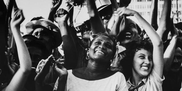 26 de julio, l'Havana, 1961. Col·leccions Fundación MAPFRE. © Paolo Gasparini