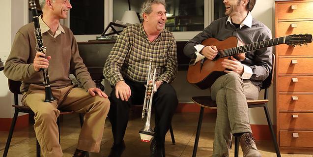 El concierto forma parte del ciclo Jazz Night