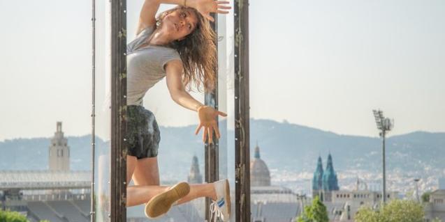 'Paisagem de Passagem',  un proyecto de creación de circo contemporáneo de contorsión