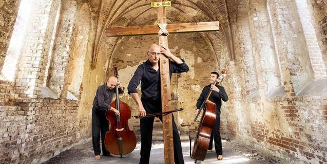 Imagen promocional del concierto del día 7 de abril en el Palau de la Música