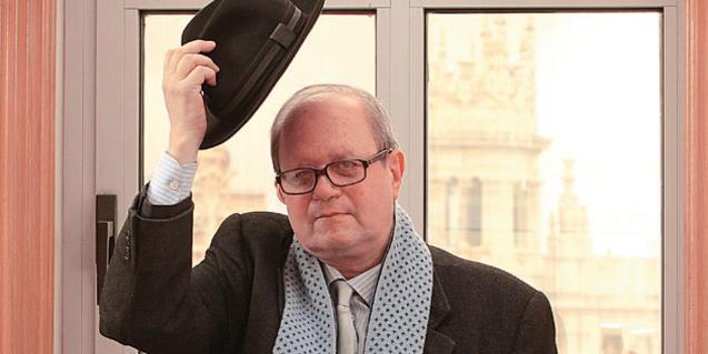 El poeta i traductor Pere Gimferrer estarà el dilluns 19 de desembre a l'Arts Santa Mònica