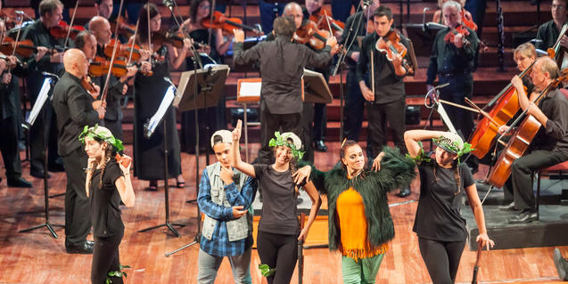 Fotografia del concert