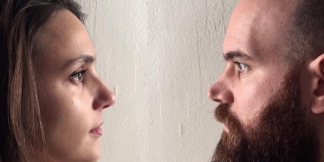Dos dels artistes que actuen en el primer concert del cicle retratats en primer pla cara a cara