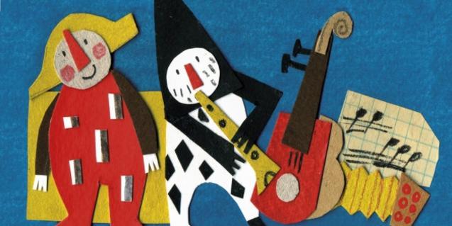 Una imagen ilustrativa de este concierto-espectáculo.