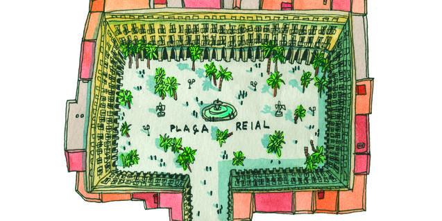 La Plaza Dibuja