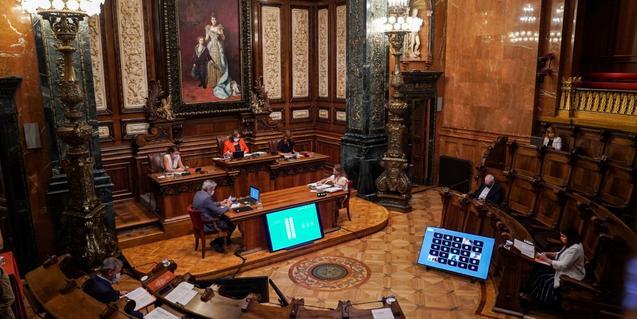 El Fons Covid s'ha aprovat en un ple aquest divendres 24 de juliol
