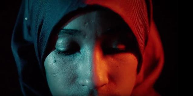 Fotograma de 'Primary colours', de Roua Alijed, una de les cintes que es podran veure al Festival