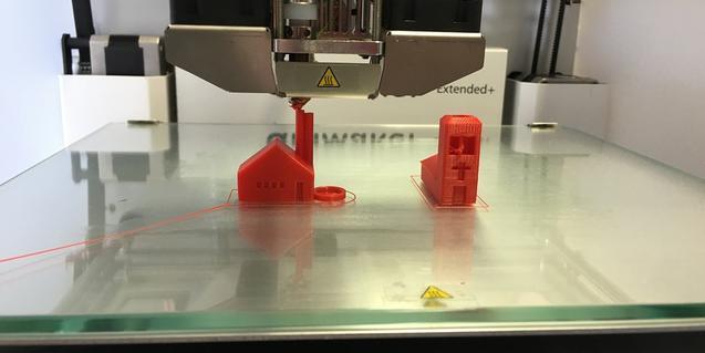 Taller de impressión 3D