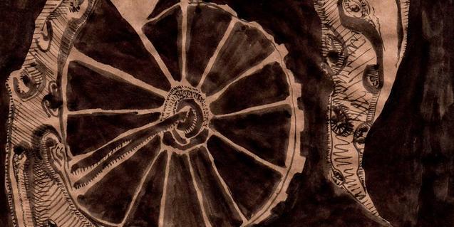 El cartel del concierto muestra un fragmento de un tentáculo de un pulpo en alusión a los Propulpo uno de los grupos convocados
