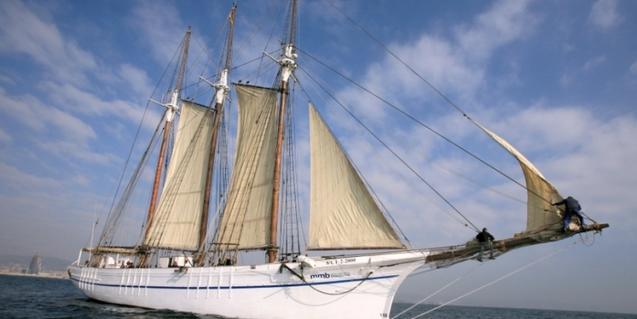 El Pailebote Santa Eulàlia ofrece visitas con Quadern Cultura.