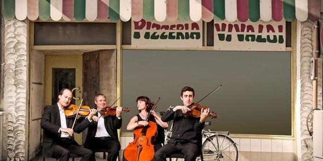 Imatge promocional del concert que oferirà l'OSV el 28 d'abril