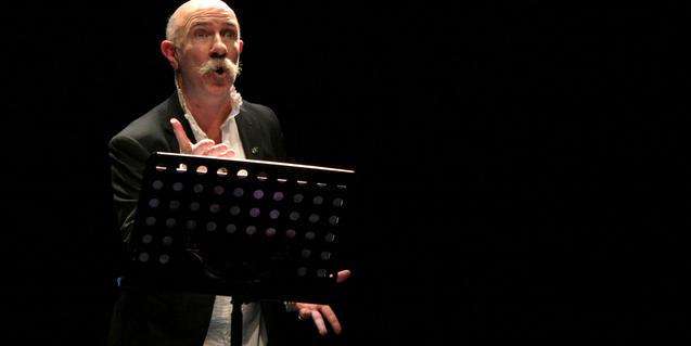 Quitapenas al Teatre Gaudí