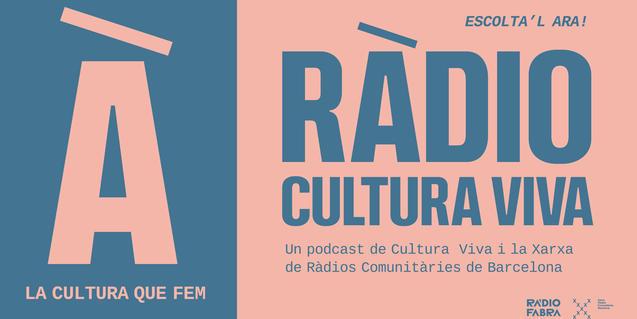 Imatge gràfica de Ràdio Cultura Viva