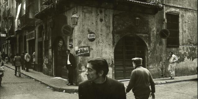 'Olvido`s bar' is the exhibition by the Barcelona-born photographer, Rafael Bernis