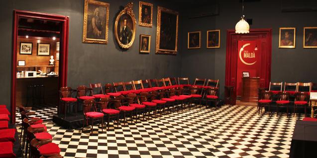 Teatre El Maldà