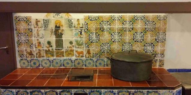 Cocina del Monasterio de Pedralbes