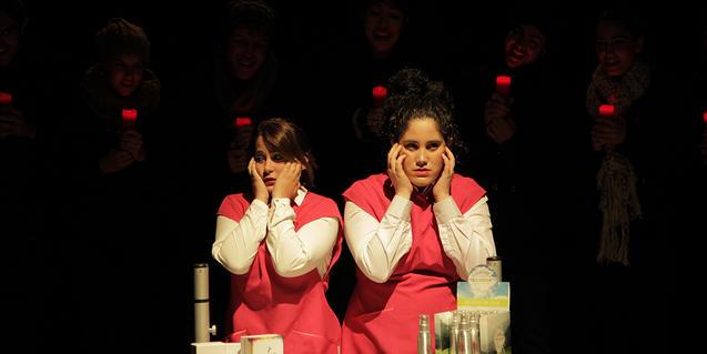 'Celebracions (res a celebrar)', en el Jove Teatre Regina