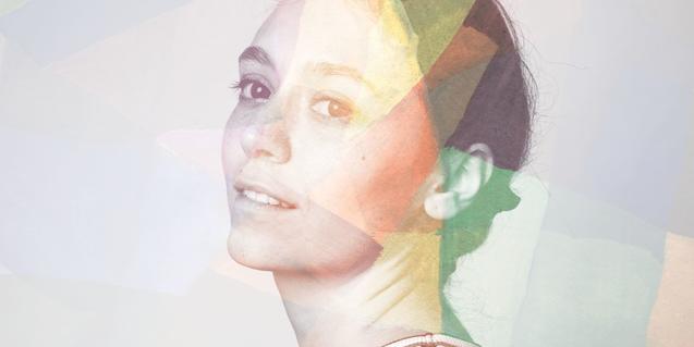 Retrato de primer plano de Clara Viñals alma de la formación