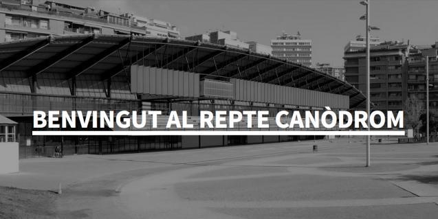 Repte Canòdrom Barcelona