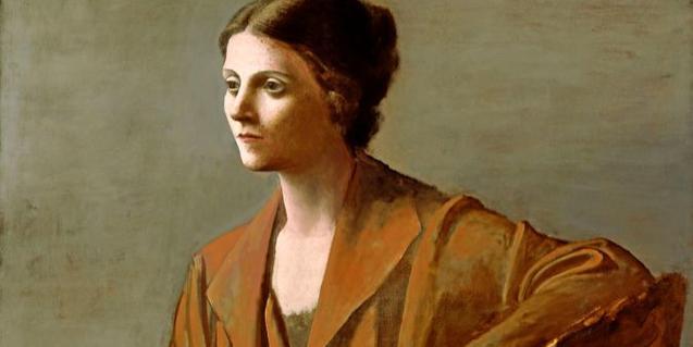 Picasso pintó retratos muy diversos pero normalmente de personas cercanas