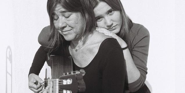 Rita Payés i Elisabeth Roma
