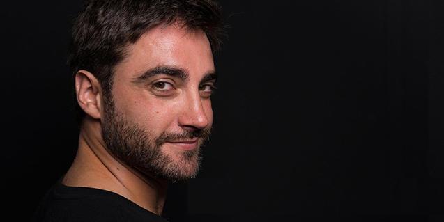 El actor Robert González Ramírez