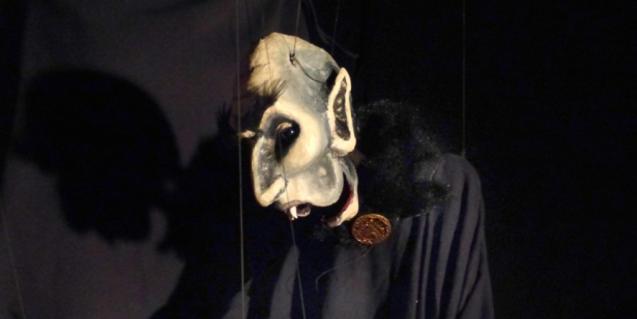 Un titella del sinistre Nosferatu