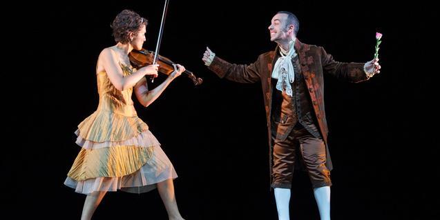 Romeu i Julieta a l'escenari