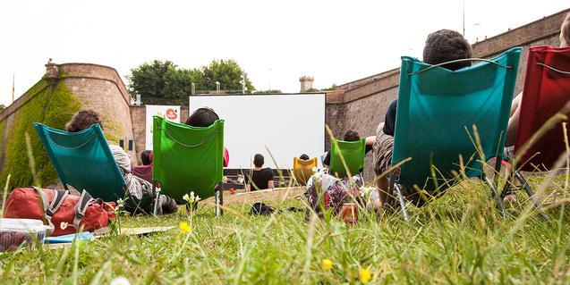 El cicle de cinema a l'aire lliure Sala Montjuïc, del 2 de juliol al 6 d'agost