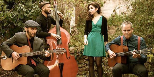 Jazz al Centre Cívic Urgell