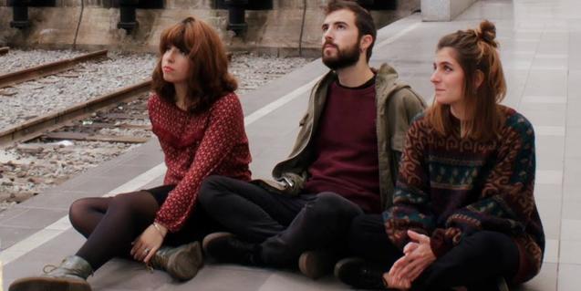 Una imagen de los integrantes de esta banda de versiones