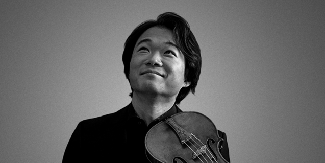 Violinist Shunske Sato will be performing Bach at the Sant Pau Catalan Modernist ensemble on Monday 23 July
