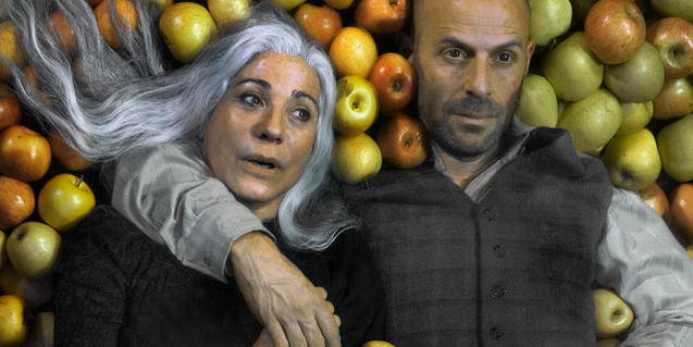 Emma Vilarasau y Eduard Farelo son hermanos en 'Si mireu el vent d'on ve'