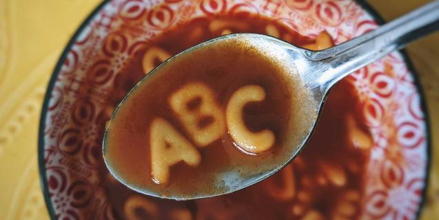 Imatge d'una sopa de lletres